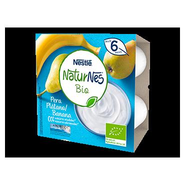 Nestlé Naturnes Bio Tarrina...