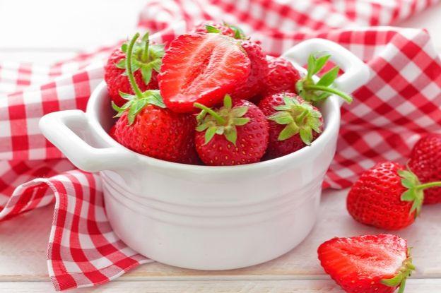 Las fresas es uno de los alimentos que no debe faltar en una dieta equilibrada
