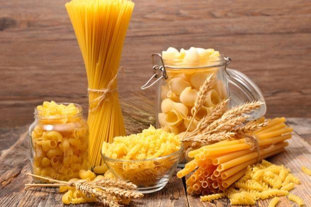 La pasta es indispensable en una dieta sana y equilibrada