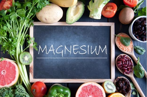 La alimentación sana es clave para evitar la carencia de magnesio