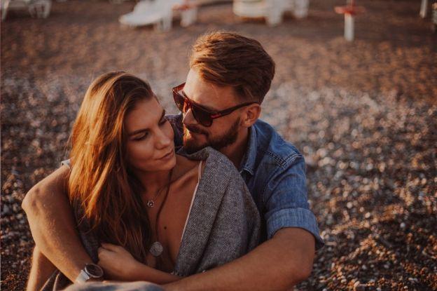 Pareja de enamorados | El Boticario en casa