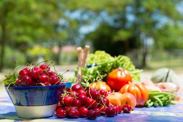 Frutas y verduras | El Boticario en casa