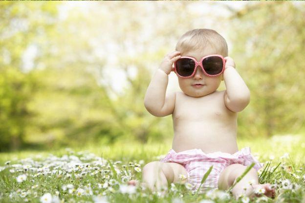 Bebés y el sol | El Boticario en casa