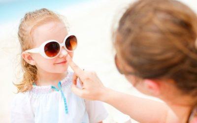 Descubre todo sobre cómo proteger a tu hijo del sol