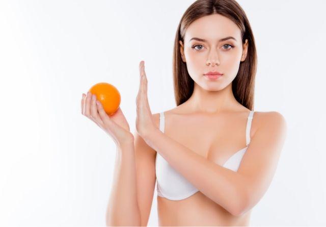 Causas de la celulitis o piel de naranja