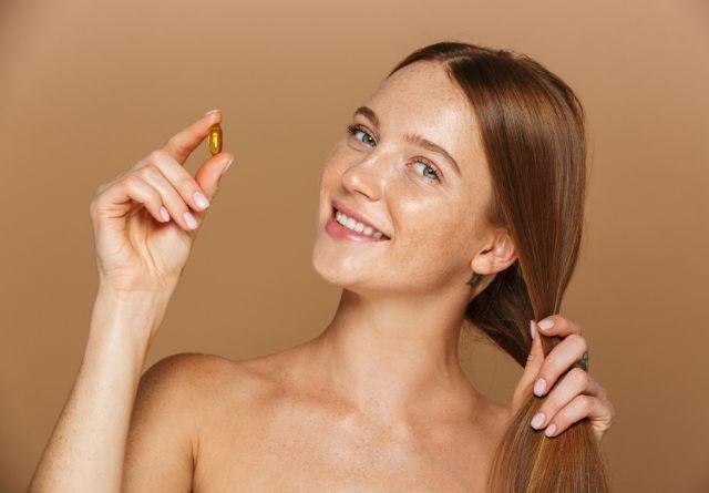 La nutricosmética para el cabello ayuda a la lucha contra la caída del pelo