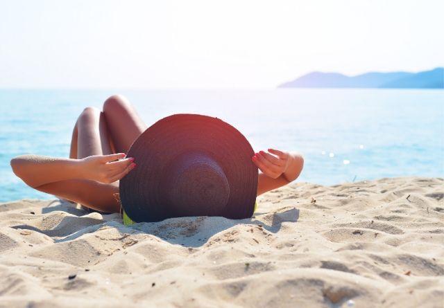 Tomar el sol es muy beneficioso para la salud