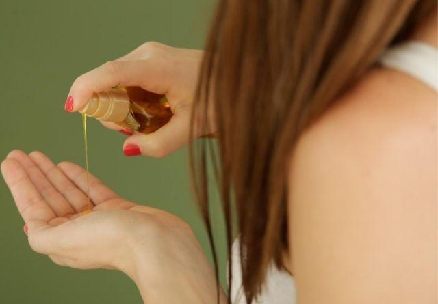 Di adiós a las puntas abiertas con productos para cabellos dañados