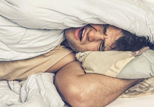 Gran parte de la población tiene problemas de sueño