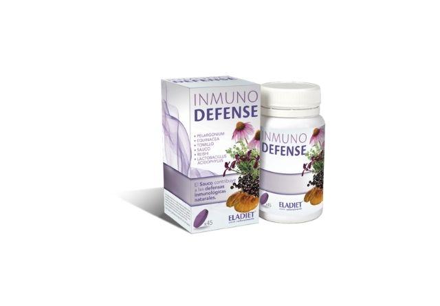 Suplemento alimenticio para el buen funcionamiento del sistema inmune