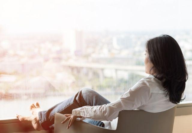 La edad media de la menopausia en España es de 51 años