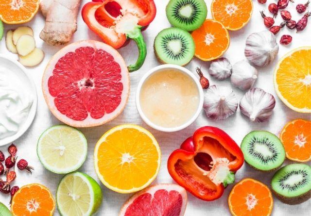 Hay alimentos esenciales para tener un sistema inmune fuerte
