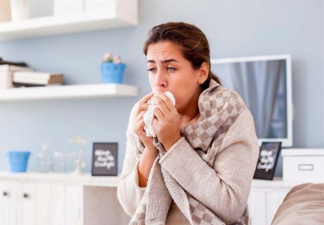 El sistema inmunológico lucha contra las enfermedades