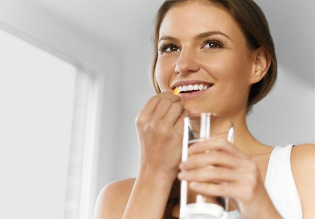 La Vitamina D se puede obtener en sumplementos