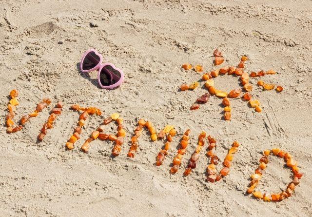 La obtención de la Vitamina D del sol es sencillo en verano