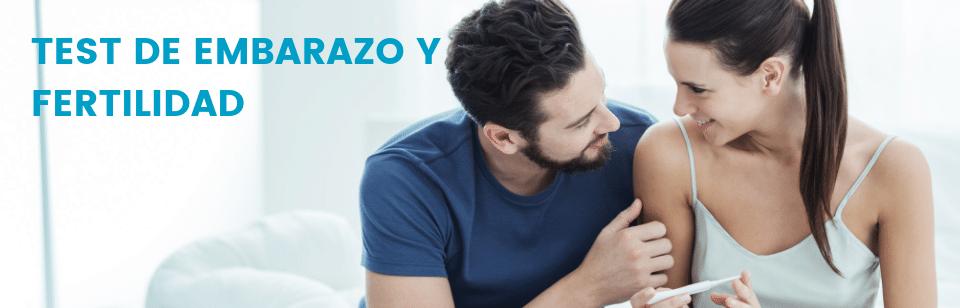 Test de Embarazo y Fertilidad