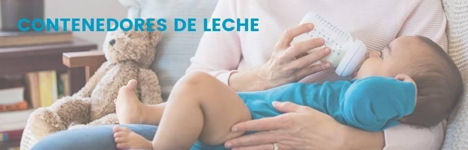 Contenedores Leche Materna