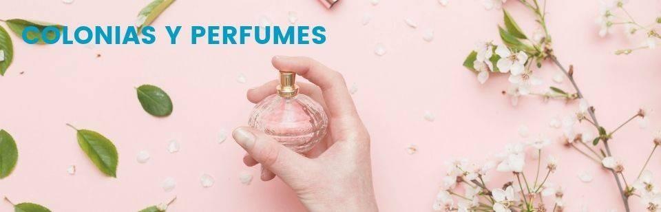 Colonias y Perfumes